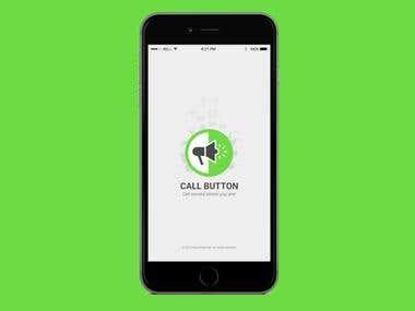 AOU iOS App UI & Logo Design