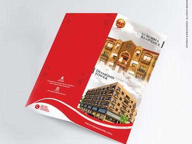 Brochure A4 bi-fold