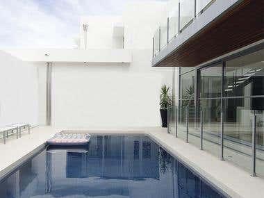 House in Australia - Interior design