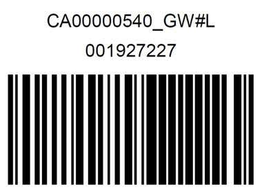 Extracting Barcodes from PDF