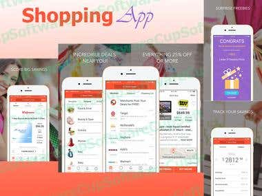 iOS Shopping App