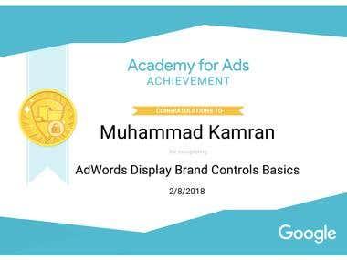 AdWords Display Brand Control Basics