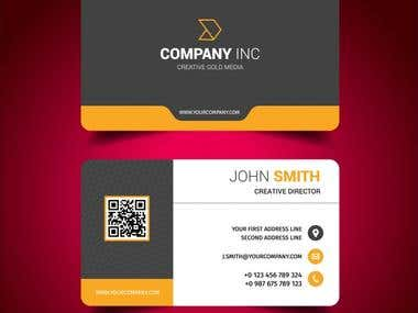 i will clean and beautiful business card