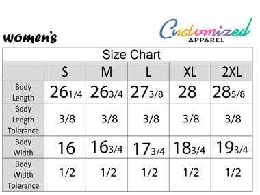 Designing Size Charts for Products