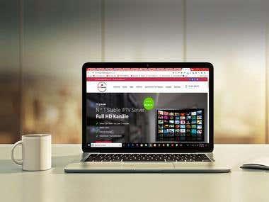 Tv3Arabi website