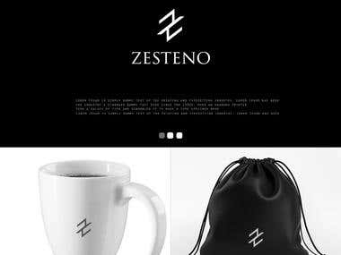 Logo Design for a product Zasteno