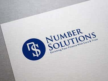 Number Solutions Logo