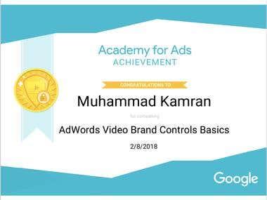 AdWords Video Brand Control Basics