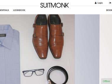 SUIT MONK