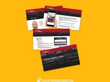 Diseño creativo 7 maquetación dossier