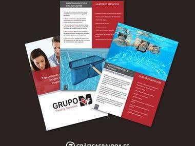 Diseño creativo Catálogo