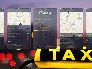 Mobiz Taxi