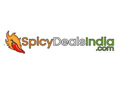 Spicy Deals India #Logo