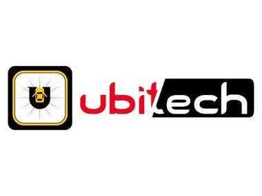 Ubitech logo design