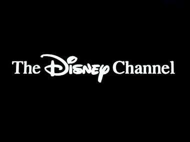 FEATURED VOICE ARTIST ON THE DISNEY CHANNEL TV