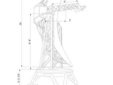 Radar drawings