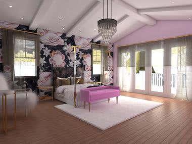 Room remodeling