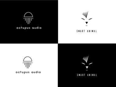 Modern Logo for a Music Studio designed by GraphiKMIRACLE