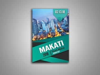 Brochure Front Design