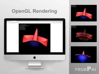 OpenGL Rendering