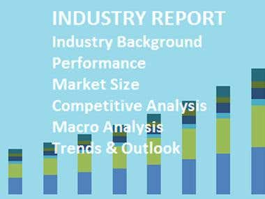 Industry/Market Research Report