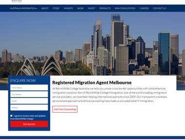 WORLD WIDE COLLEGE AUSTRALIA
