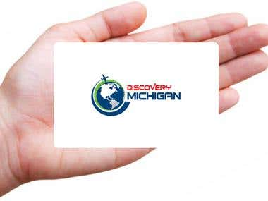 DISCOVERY MICHIGAN LOGO
