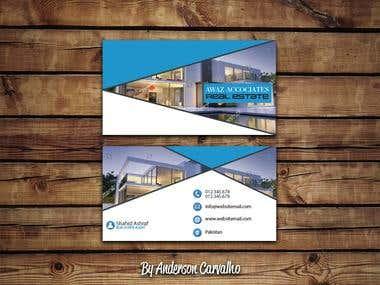 Business Card (real estate broker)