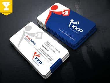 Design some Business Cards