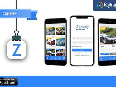 Zoheny (Classified App)