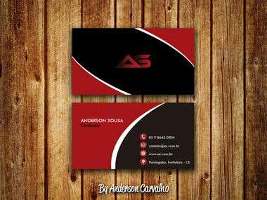 Business Card (Anderson Sousa)