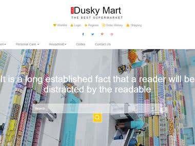 THE Dusky Mart