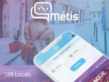 Metis Travel App