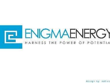 Logo design concept for Energy Company