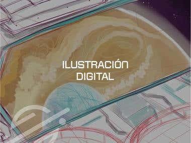 Diseño de Illustraciones