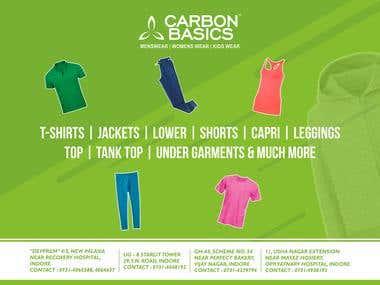 Carbon Basics Advertisment