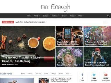 DoEnough.com