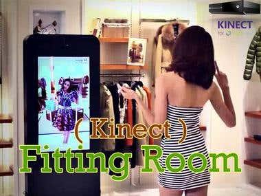 Kinect app