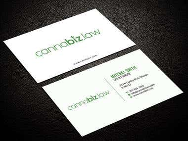 Logo &Business card