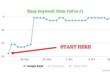 Another proof of seo result