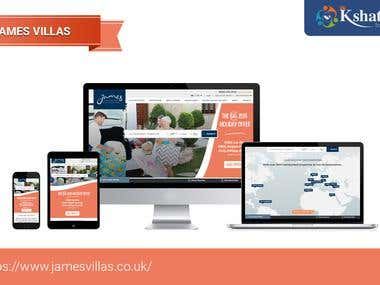 Jamesvillas.Co.Uk