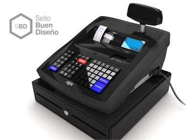 NUMA | Cash register | Year:2008