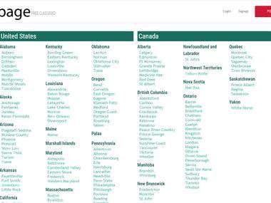 Locpage - Classified Listing Portal - https://locpage.com/