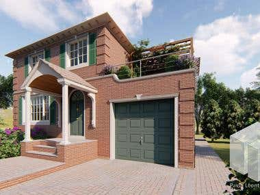 Redesign house