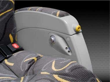 ENTERPRISE | Luxury bus seat | Year:2012