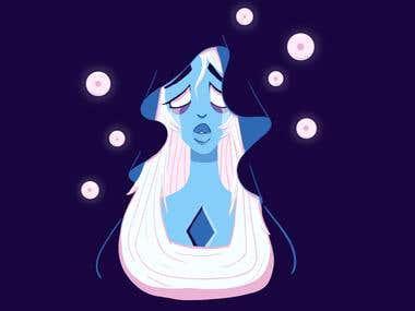 Blue Diamond Steven Universe