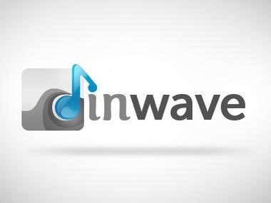 inWave Concept Logo Design