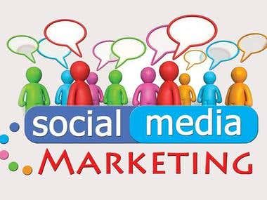 I Will do social media marketing and your product promotion