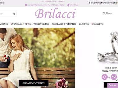 Brilacci - Online Ring & Diamond Store