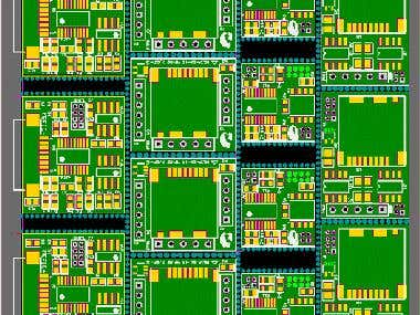 PCB Panel for Mass Production